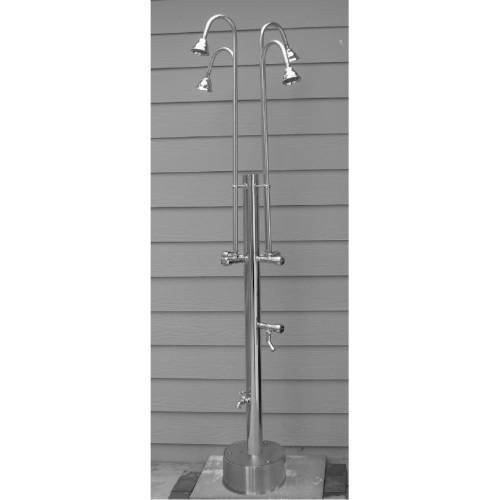 outdoor shower accessories