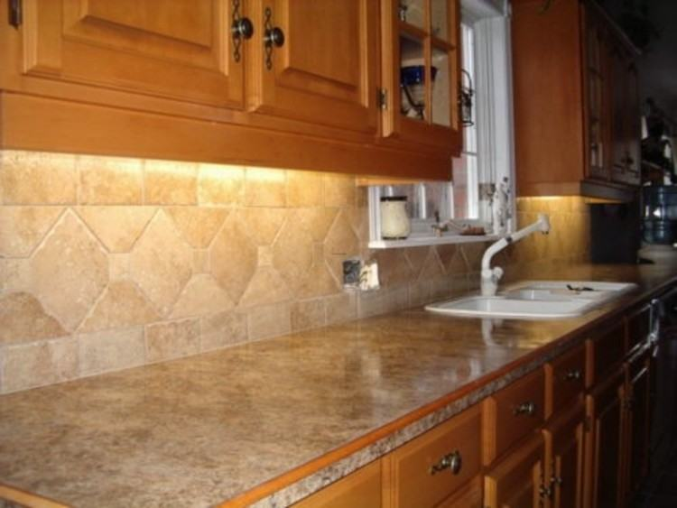 Countertop BacksplashBacksplash  IdeasRock BacksplashCountertopsKitchen