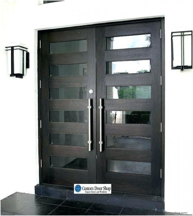 Front Doors Double Doors Exterior Modern Exterior Doors Contemporary House  Doors Modern Exterior Door Design Contemporary House Front Doors  Contemporary