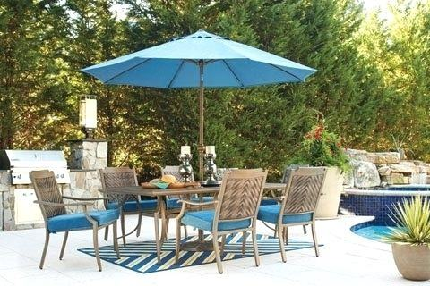 ashley  furniture patio sets dining