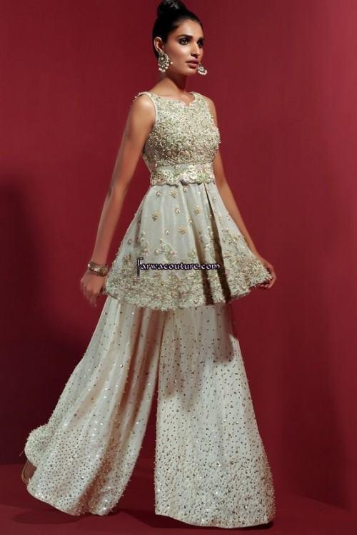 Mehndi Dress Design