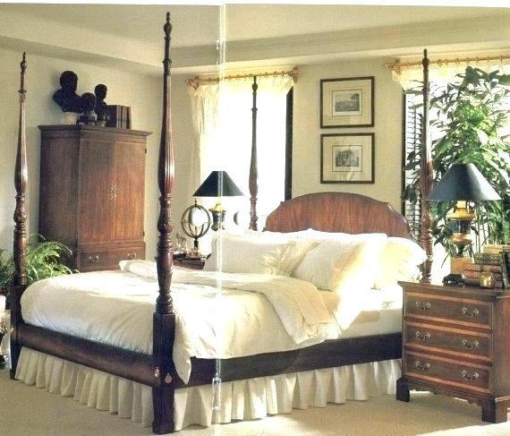 henkel harris beds mahogany bed