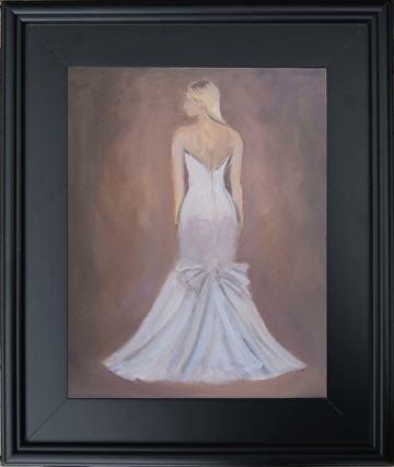 3D Elegant Wallpaper Ballet dancer Wall Mural Custom 3D Photo Wallpaper  Bedroom Living room Wedding dress
