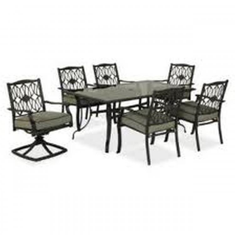 Full Size of 5 Piece Dining Set In Salvage Brown Finish By Acme 4 Outdoor  Furniture