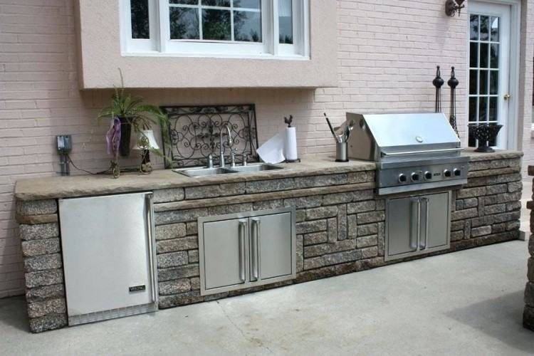 outdoor kitchen sink ideas fascinating outdoor kitchen sink home design at  station