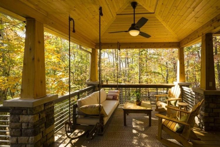 outdoor  living areas garden and ideas
