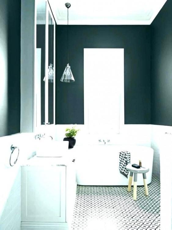 trending bathroom paint colors