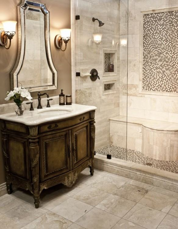 Traditional  Small Bathroom Ideas Interior Design