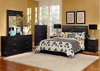 SHOP Living Rooms · SHOP Bedrooms
