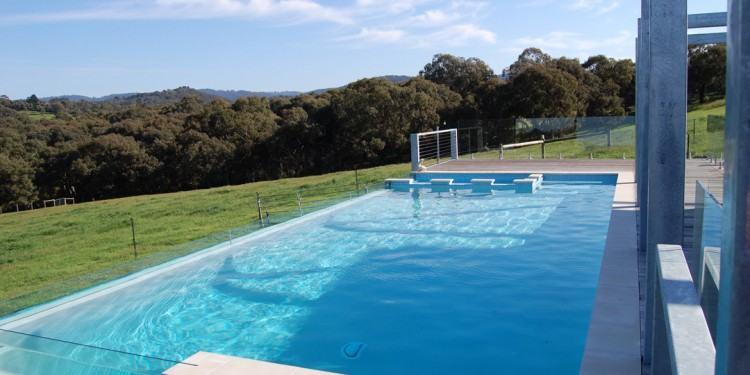 5m Inground Ultimate Plunge Pool Bateman