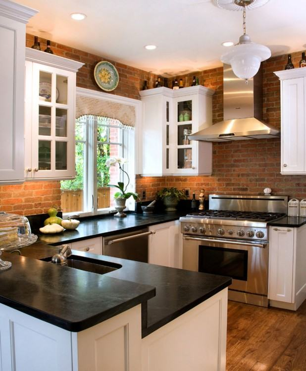 If you're designing a transitional kitchen, then you're likely going for a  look that's rooted in timeless design, but with enough modern flair to make  it