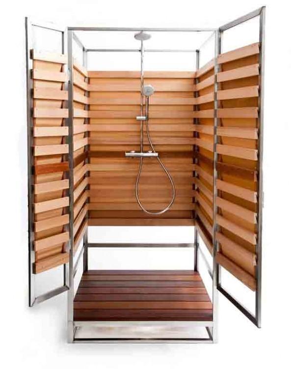 Buy an outdoor shower