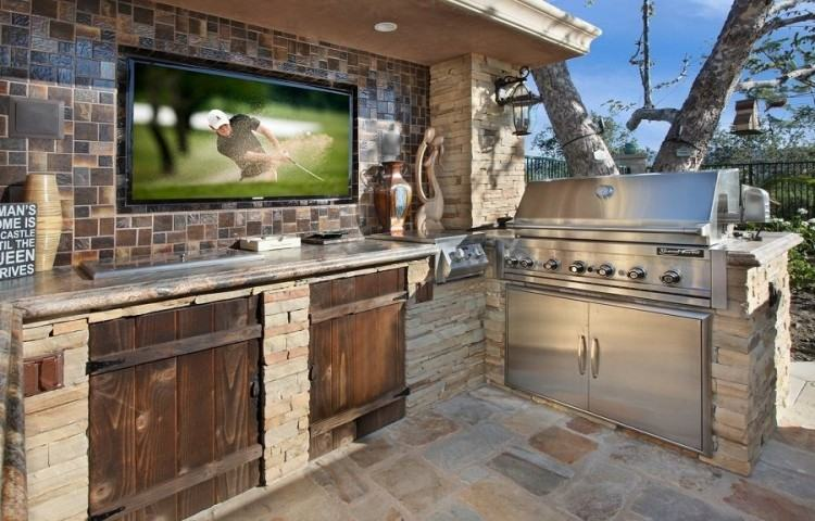 Outdoor Kitchen Islands & BBQ Grills for Sale at Pelican Shops in NJ