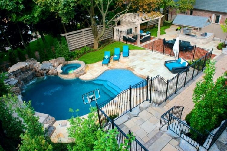 pin by on backyard pool oasis designs pools