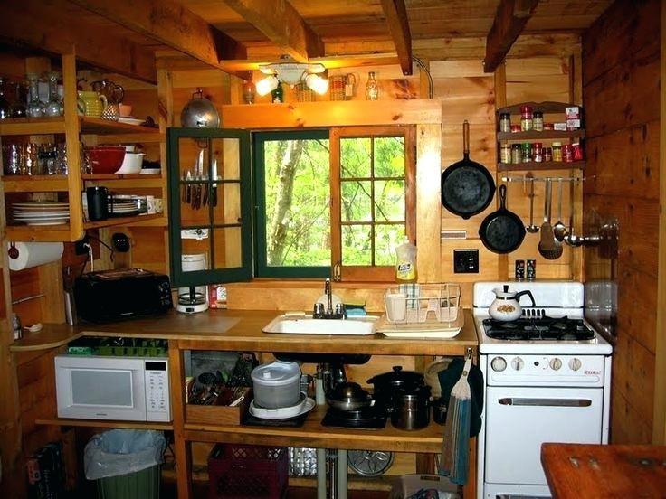 small cabin kitchen ideas