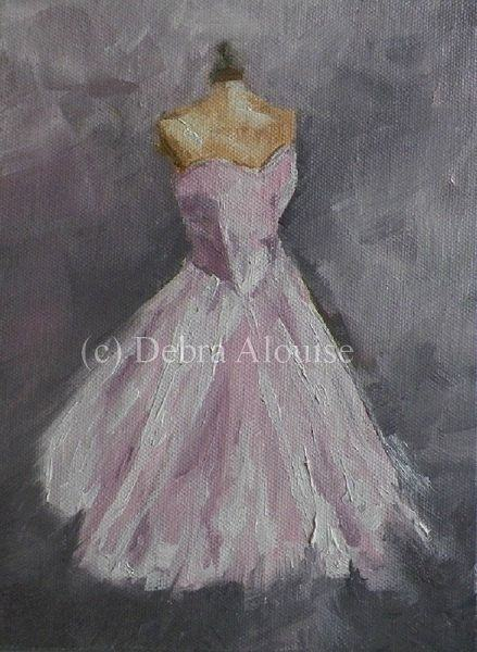Sally Lancaster is a portrait and figurative artist based in Devon and is  offering couples the chance to have an oil painting of their wedding