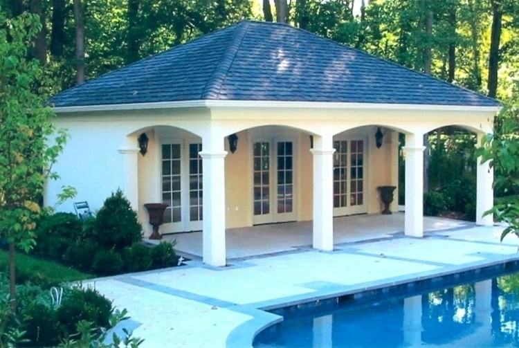 pool shed with bar home elements and style medium size pool house bar  designs custom cabana