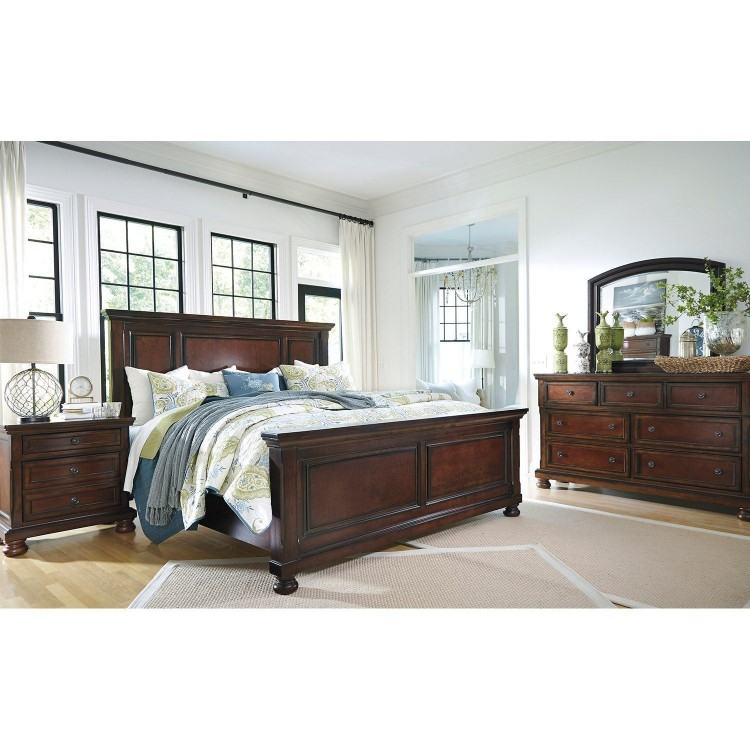 ashley  furniture porter