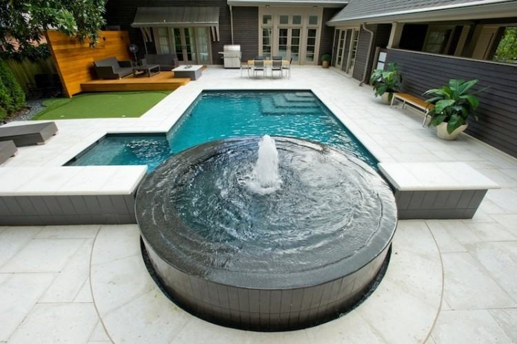 How to build your own swimming pool
