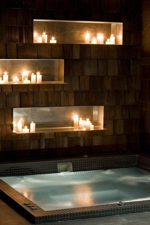 spa inspired bathroom decor