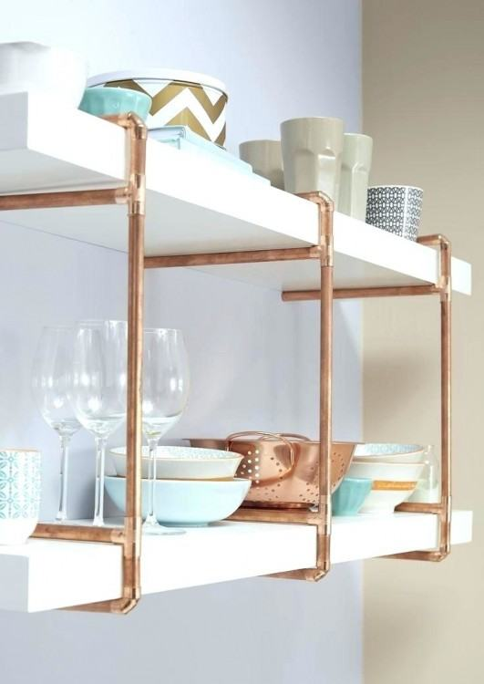 copper kitchen decorating ideas