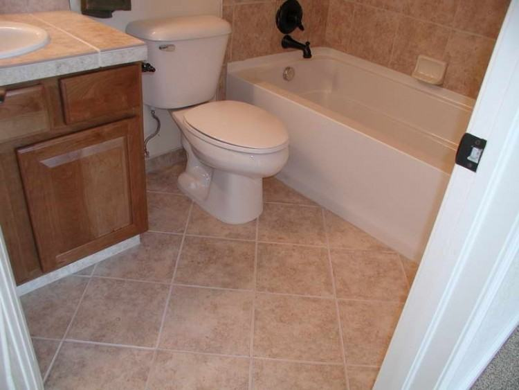 Bathroom fitted by Ripples Bathrooms  using TileStyle tiles & sanitary ware