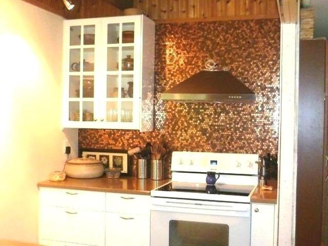 Fascinating Copper Tile Backsplash with Best Of Inspirational Diy Copper  Backsplash Also Great Copper Tile Backsplash