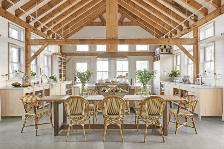 Farmhouse More Dinning Room Table Decor, Cozy Dining