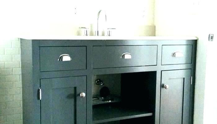 white bathroom cabinet ideas