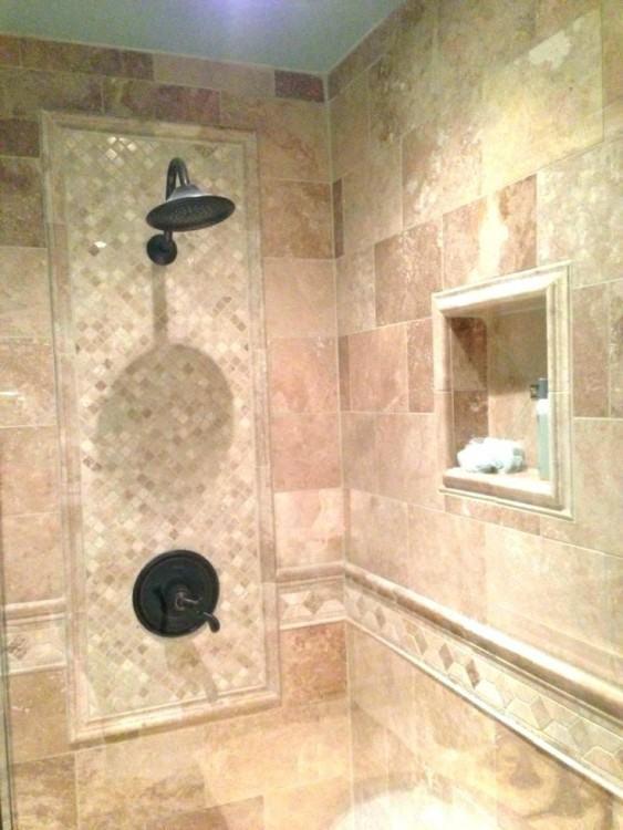 shower floor tile lowes