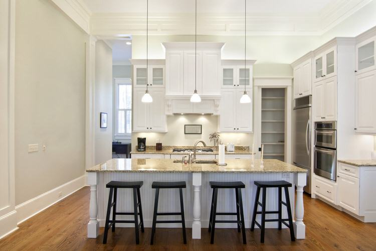 Amazing of Custom White Kitchen Cabinets with Kitchen Cabinets Gallery New  Style Kitchen Cabinets Corp