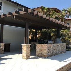 swimming pool patio design