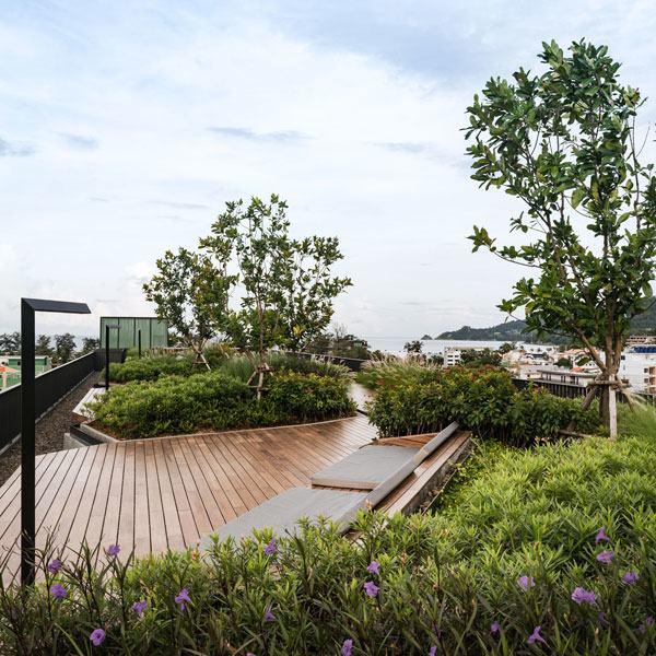 Rooftop PoolRooftop GardenGarden