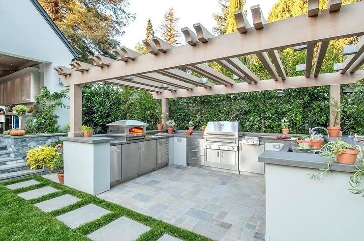 small backyard pergola ideas home interior design pictures outdoor kitchen  images