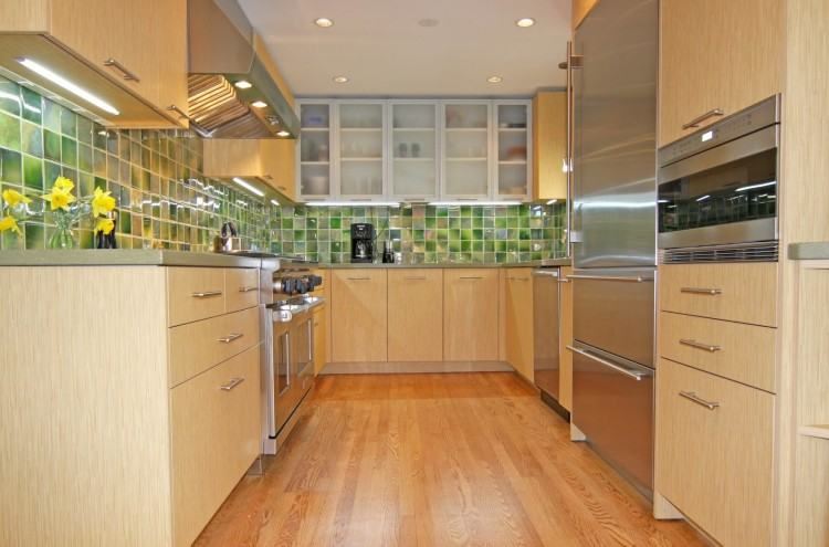Kitchen Decoration Medium size White Galley Kitchens Kitchen Ideas Small