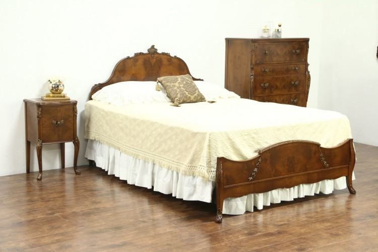 Large Picture of Zanbury B217 3 pc Queen Bedroom Set