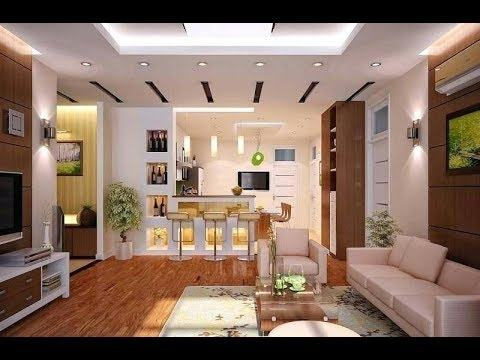 how to separate open kitchen from living room kitchen separate glass door  entrance parquet flooring plant