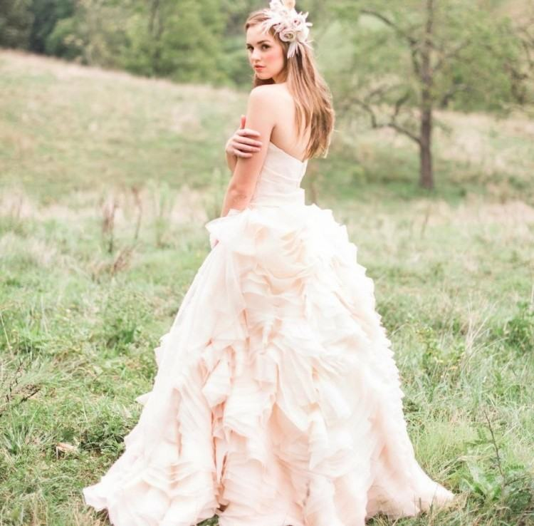 Cast your vote for this dress in the 2018 Bridal Bracket at TLC
