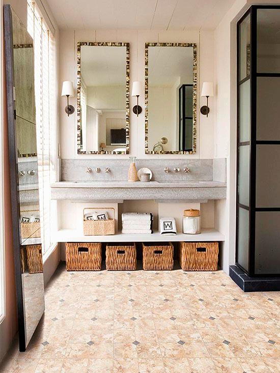 The Best Of Bathroom Flooring Options Scott S Reno To Reveal