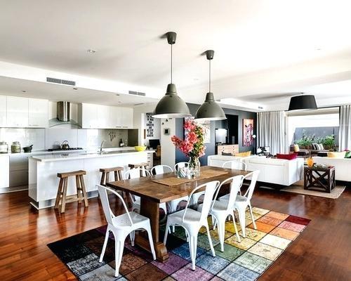 living room dining room kitchen open floor plans kitchens open to dining  room kitchen dining room