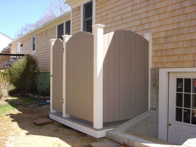 outdoor shower stall bathroom outdoor shower stall bathroom ideas and  furniture outdoor shower enclosures cape cod