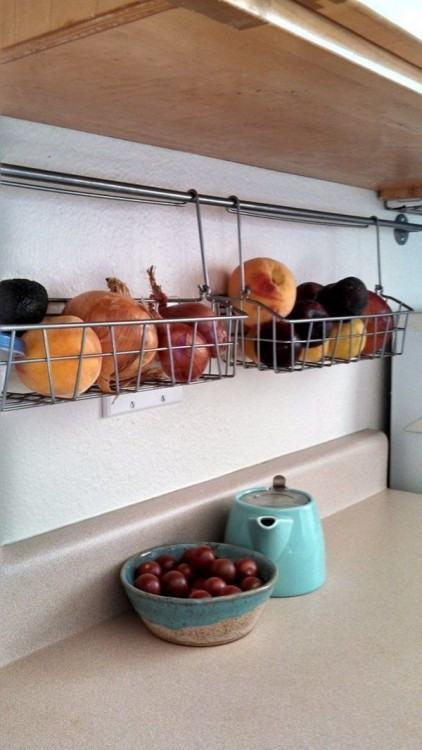 hanging kitchen organizers best small kitchen  storage