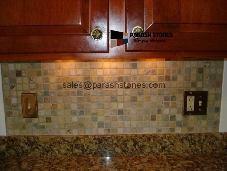 natural stone backsplash grey natural stone design ideas within plans  cleaning natural stone kitchen backsplash