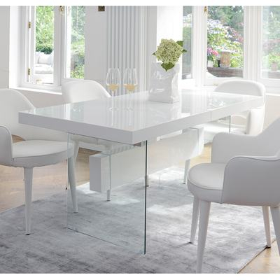 A review of our marble dining room table