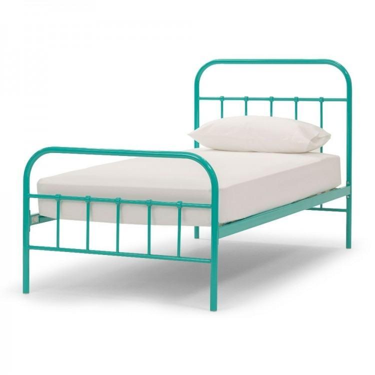 Willow Wrought Iron Bed; Willow Wrought Iron Bed