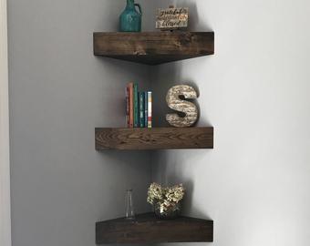 1950's Kitchen Shelf Repurposed into Rustic Storage Bins by Prodigal Pieces    www