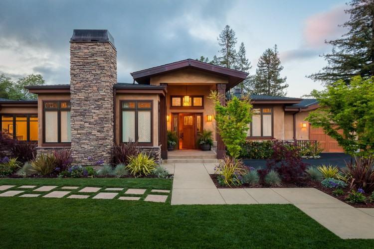 House Plans Contemporary Craftsman Modern House Plans & Home Designs  Shop Floor Plans