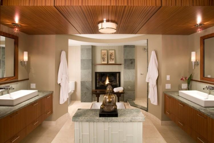 Japanese Bathroom Design  Ideas Traditional Remodeling Ideas