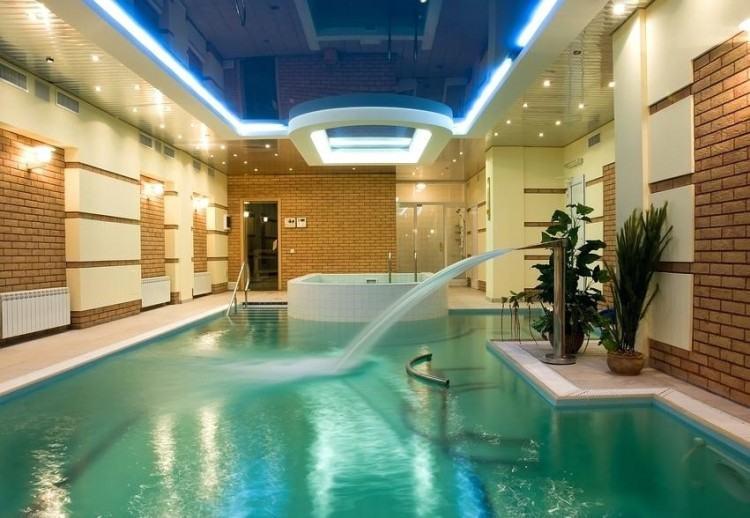 Swimming Pool Designs Medium size Fancy Indoor Swimming Pool Designs  Covered Pools Design inexpensive residential inground