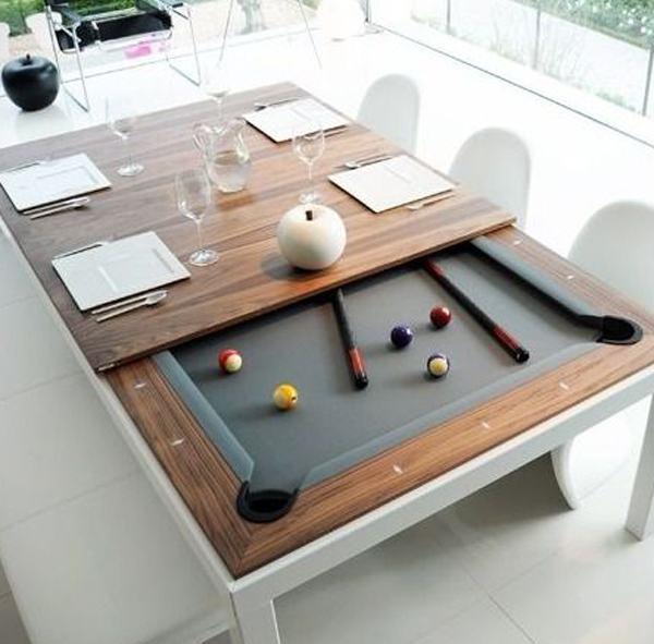 The Landon Pool Table's
